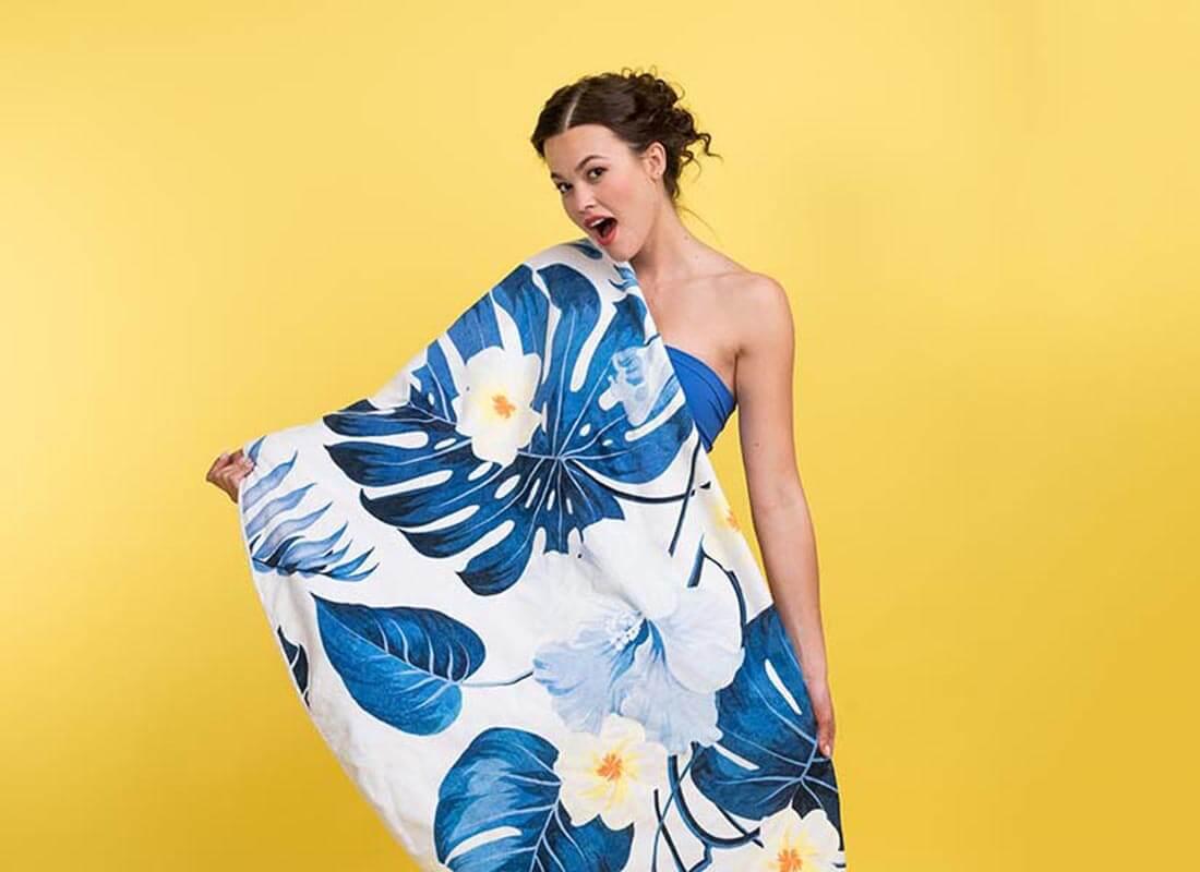 Beach towel – a true masterpiece in promotion